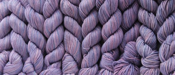 Winter's Light on Cashmere Silk Blend