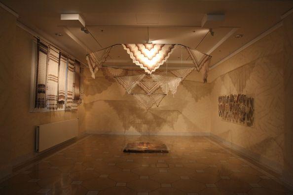 Icelandic Triangular Shawls