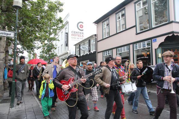 Surprise Jazz Festival Parade