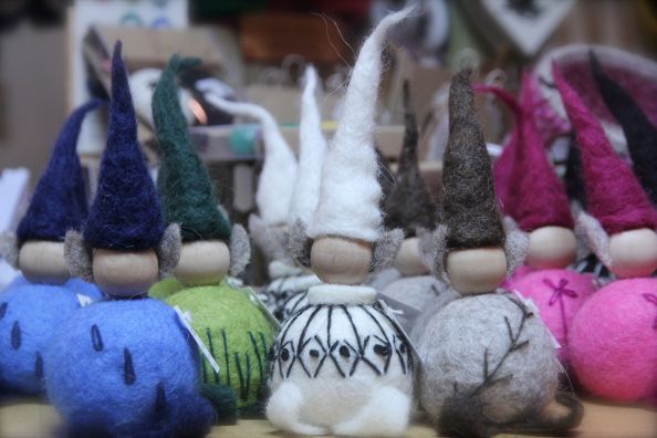 Felted Elves