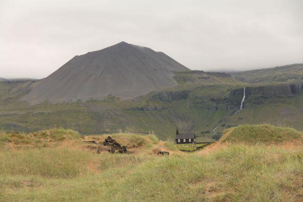 Black Church in Búðir