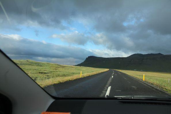 Open Road...on the way to Grundarfjörður...home for the night