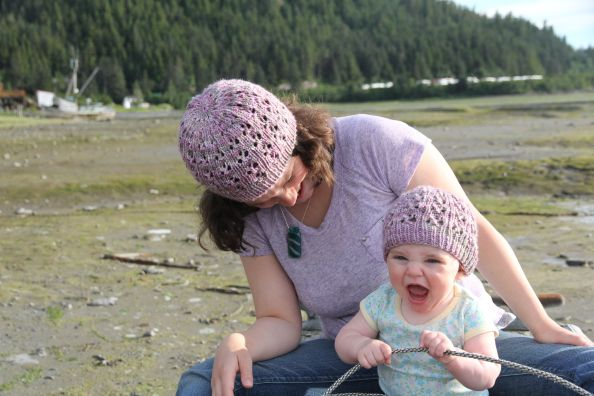 Sea Otter & The Little Pup Hat Pattern